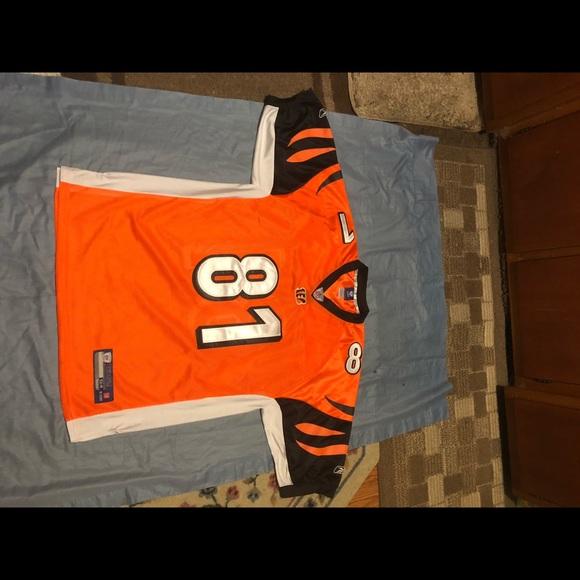 Rare version NFL Cincinnati Bengals Terrell Owens